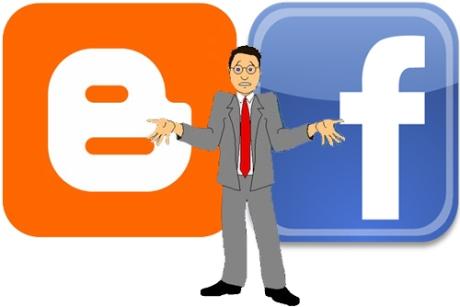 blog dan facebook (apekblogger.blogspot.com)