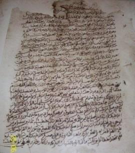 manuskrip Aceh