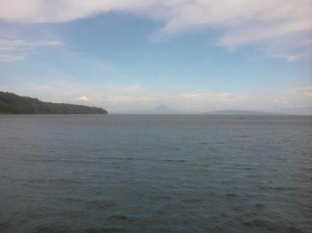 keindahan laut