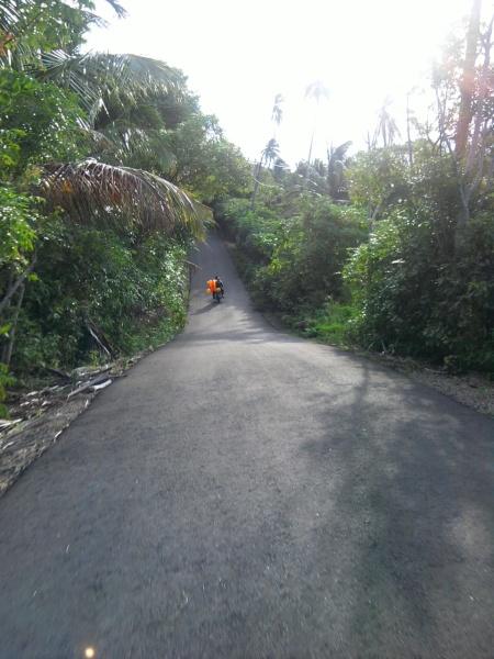 Jalan di Sabang