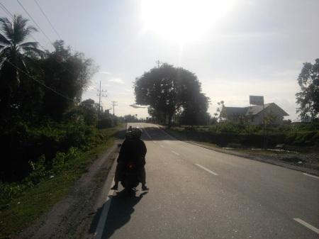 Perjalanan ke Cot Bate Geulungku