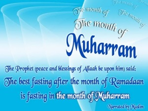 Muharram, Satu dari Empat Bulan Haram