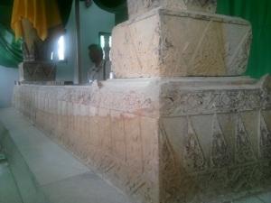 Makam Tgk. Dianjong dan tepatnya disebelahnya pula terdapat makam istrinya. (Dok. Pribadi)