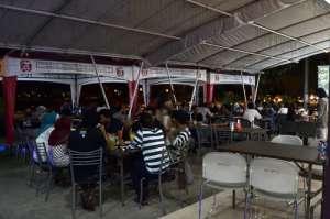 warung kopi ulee lheue Banda Aceh (theglobejournal.com)