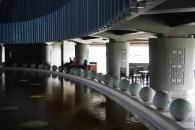 Suasana dalam museum tsunami