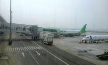 Beberapa maskapai yang sudah berdatangn ke Bandara Kualanamu