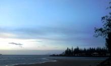 Pantai Ceureumen yang menjadi sejarah Belanda datang ke Aceh