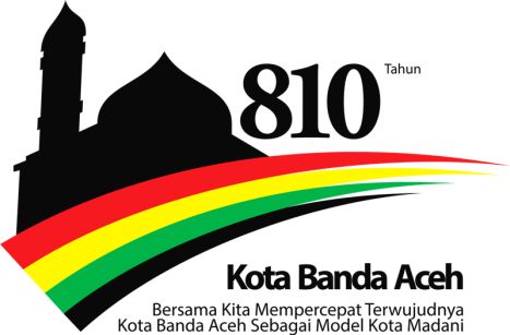 Logo HUT Banda Aceh 810