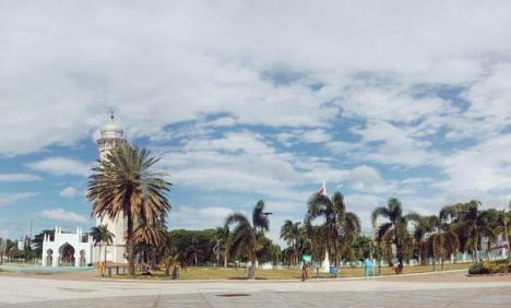 Masjid Raya Baiturrahman Banda Aceh. Dok. Pribadi