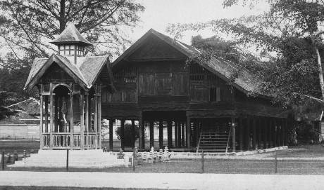 Museum Aceh di Banda Aceh (IST)
