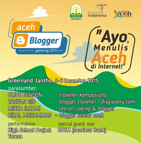 Aceh Blogger Gathering
