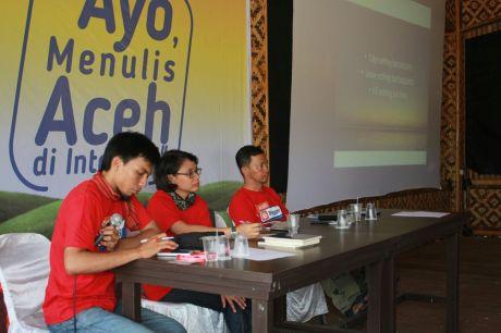 Aceh Blogger Gathering_Sesi sharing