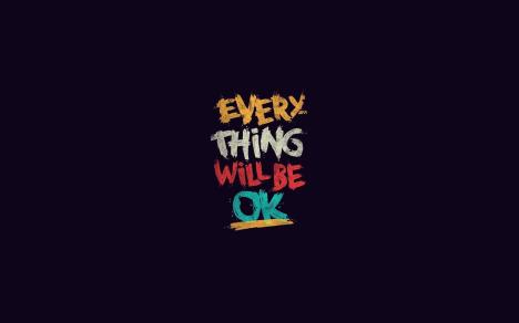 everything will be ok-wallpapercavecom